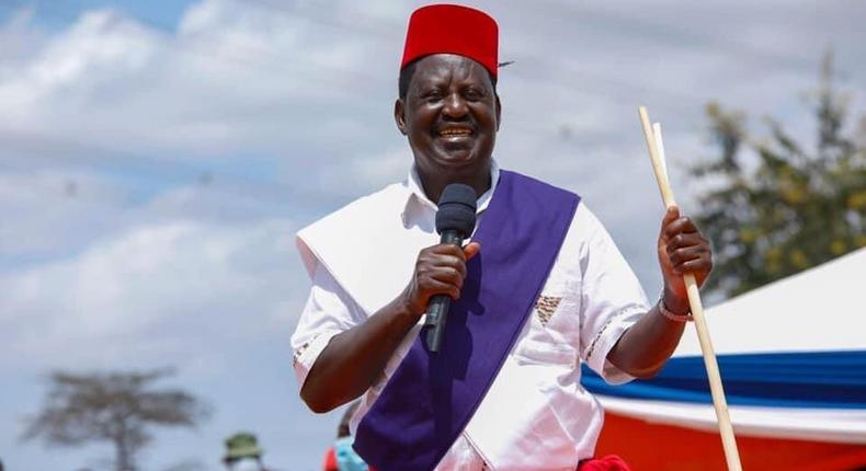 Oburu Odinga speaks on Raila's condition after being admitted at Nairobi Hospital