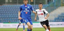 Legia zatrzymana w Chorzowie!
