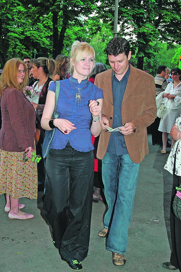 Dragan Mićanović i Ana Sofrenović