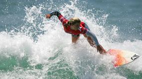 23-letnia surferka pochwaliła się efektami nagiej sesji