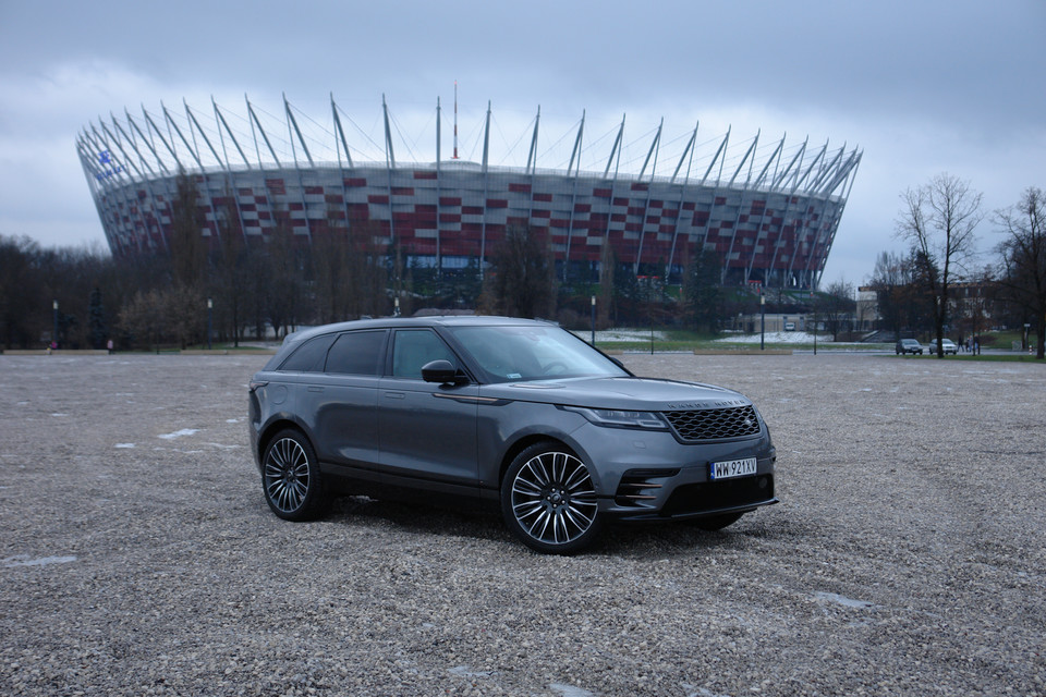 Range Rover Velar 3.0 Si6 First Edition