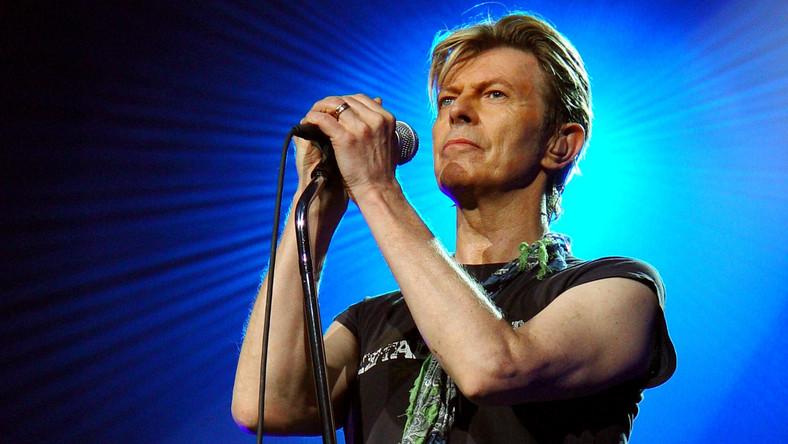 "David Bowie prezentuje ""The Stars (Are Out Tonight)"""