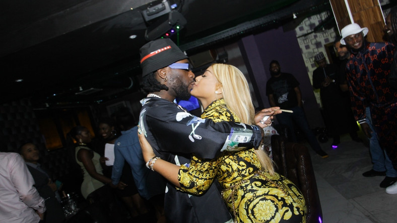 Image result for stefflon don and burna boy
