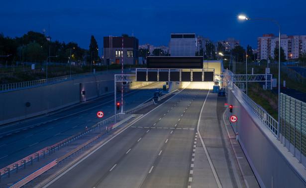Południowa Obwodnica Warszawy - S2 POW tunel pod Ursynowem