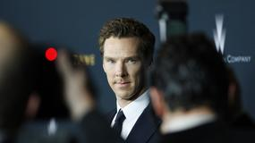 "Benedict Cumberbatch w ekranizacji ""The Man in the Rockefeller Suit"""