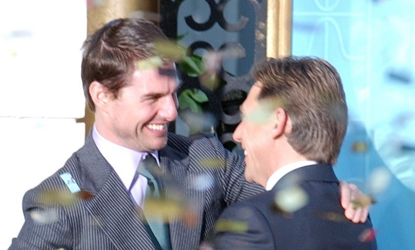 David Miscavige Tom Cruise