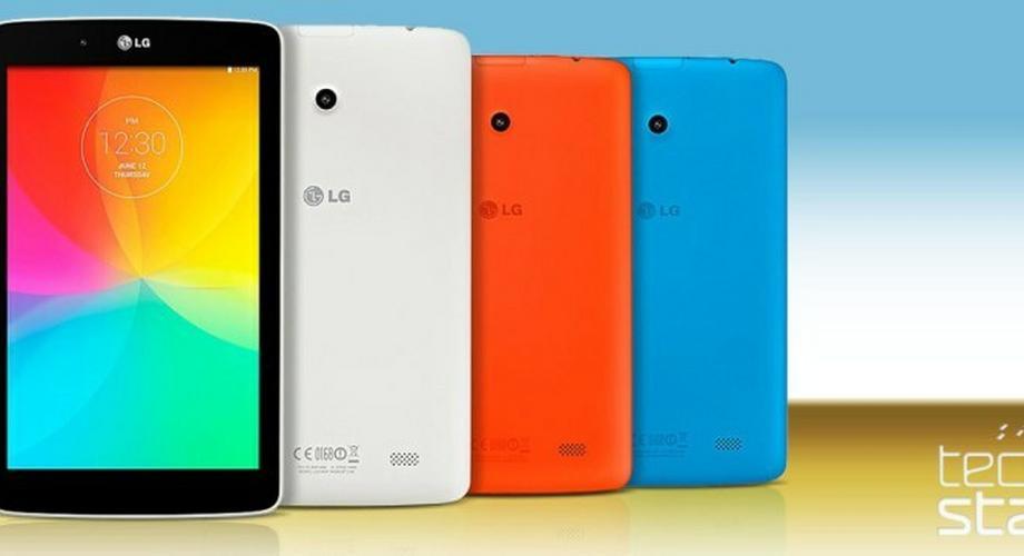 LG: Neue G-Pad-Tablets bald in Deutschland im Handel