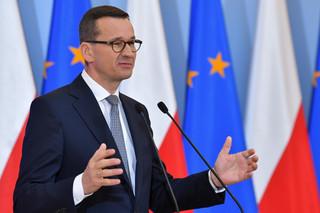 Morawiecki: Na razie nie ma mowy o zamknięciu gospodarki