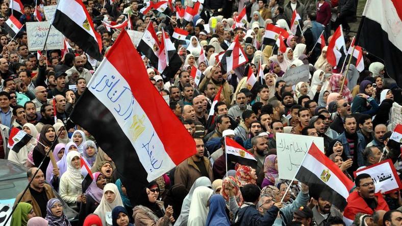 W Egipcie wciąż nie chcą Mubaraka. Protest trwa