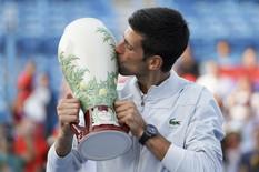 OGROMAN SKOK POSLE USPEHA Evo na kom će mestu biti Đoković na ATP listi nakon osvajanja trofeja u Sinsinatiju