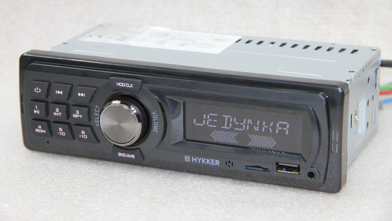 Test Radio Z Biedronki Hykker Tune