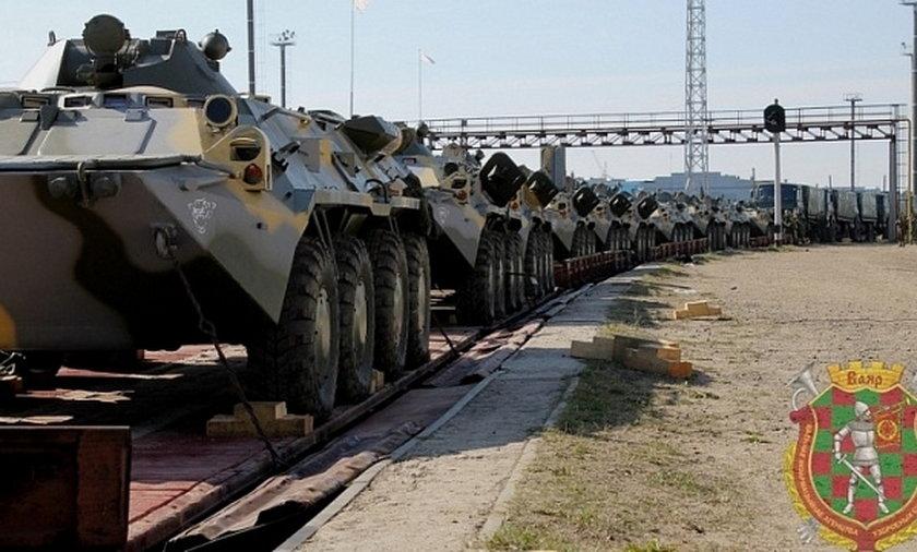 Wielkie manewry rosyjskiej i białoruskiej armii. Wojska Putina tuż przy polskiej granicy