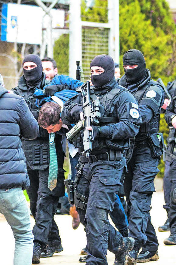 Akcija ROSU na severu Kosova i hapšenje Marka Đurića pomenuto je dokumentu Stejt Departmenta