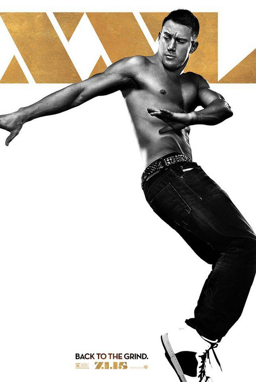 """Magic Mike XXL"" - plakat"