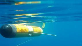 USA wprowadza pierwsze nowoczesne, podwodne drony