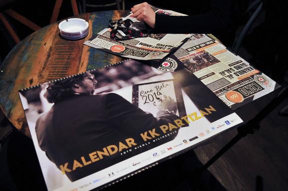 Kalendar KK Partizan