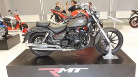 Kielce Bike-Expo - premiera najnowszej polskiej marki motocyklowej