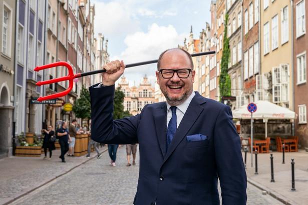 Paweł Adamowicz Fot. Maksymilian Rigamonti