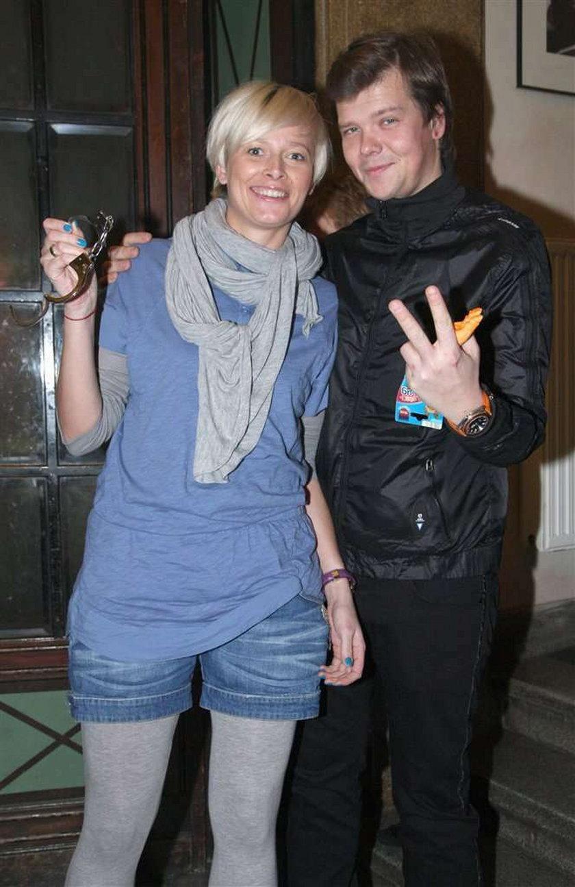 Odeta Moro-Figurska uwielbia swojego męża