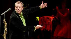 Hugh Laurie na dwóch koncertach w Poznaniu