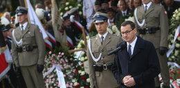 """""""Czy nasza miłość do Ciebie jest silniejsza iż śmierć?"""". Wzruszające słowa premiera na pogrzebie"""