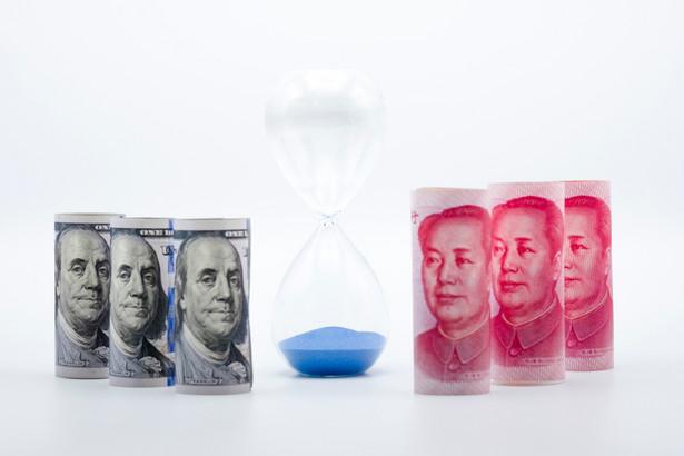 Chiny USA dolar juan