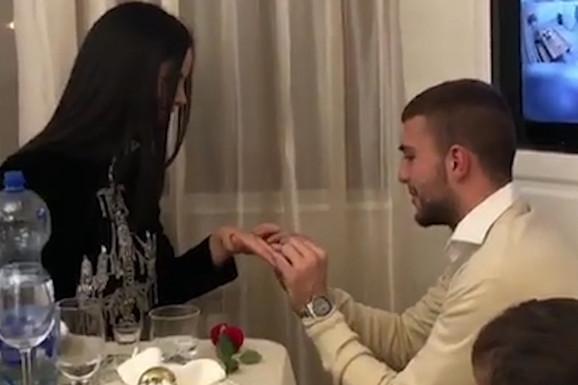 SNIMAK ĆE RAZNEŽITI SVE Evo kako je Veljko Ražnatović VERIO Bogdanu Rodić, Ceca ne krije oduševljenje! (VIDEO)