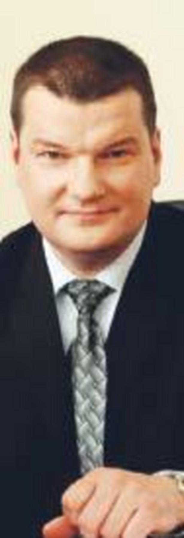 Bogdan Frąckiewicz, wiceprezes zarządu TU Europa