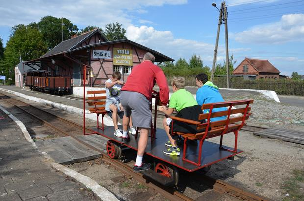 Śmigielska Kolej Wąskotorowa