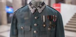 To w tym mundurze pochowano Marszałka Piłsudskiego