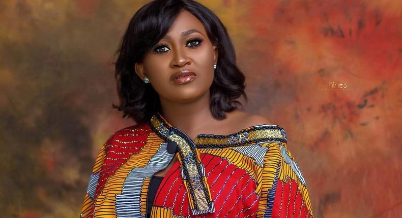 Nollywood actress Mary Njoku [Instagram/MaryNjoku]