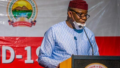 Ekiti Governor Fayemi suspends school Principal who failed to welcome him when he visited