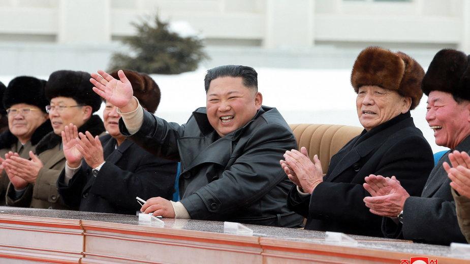 Kim Dzong Un zapowiadał kolejne zbrojenia