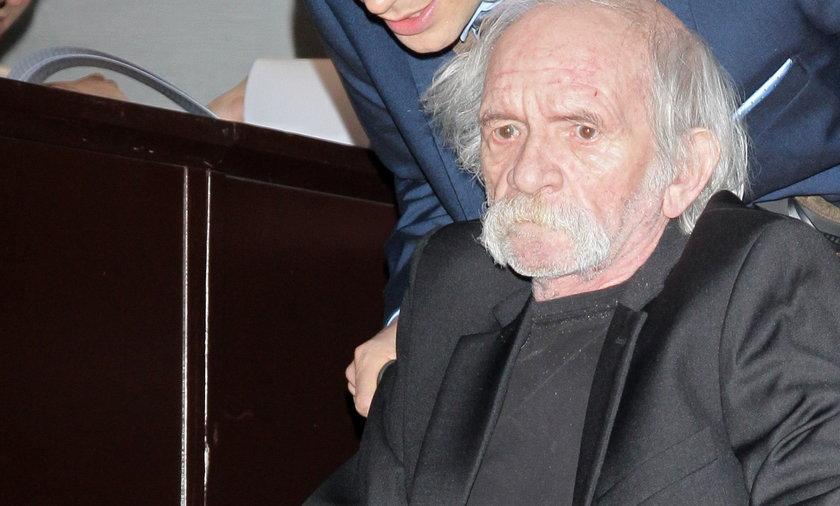 Bohdan Smoleń nadal przebywa w szpitalu