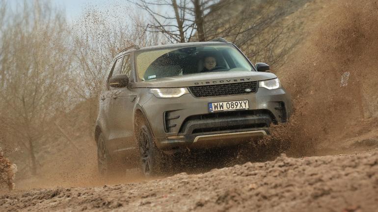Land Rover Discovery 3.0 Si6 - prestiż gwarantowany