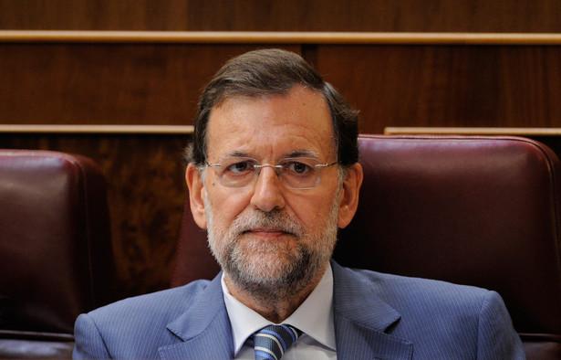 Mariano Rajoy, lider opozycyjnej prawicowej partii Partido Popular (PP), prawdopodobnie przyszły premier hiszpańskiego rządu.