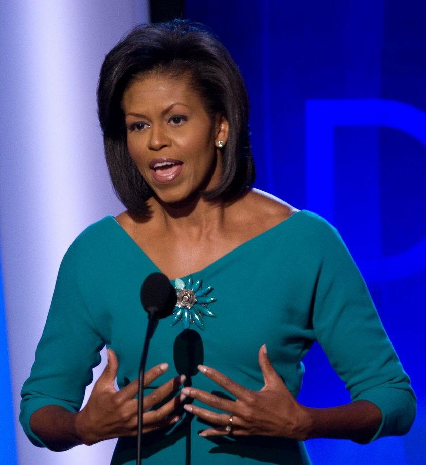 Żona kandydata na prezydenta USA splagiatowała Michelle Obamę?