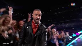 Justin Timberlake obrywa w sieci za Super Bowl