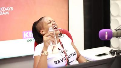 Always open your legs for sexual pleasure – Kamene Goro's early morning advice to ladies