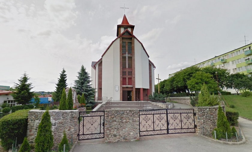 Mrągowo. Kościół pw. św. Rafała Kalinowskiego