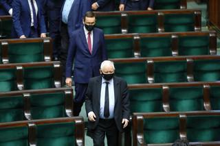 Sejm zajmie się wnioskiem o wyrażenie wotum nieufności wobec Kaczyńskiego