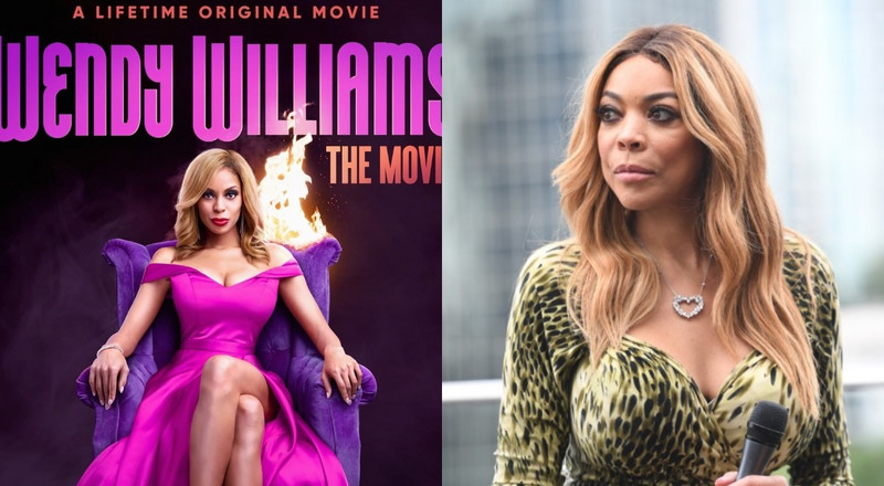American TV host Wendy Williams opens up on cocaine addiction, infidelity in biopic 'Wendy Williams: The Movie'