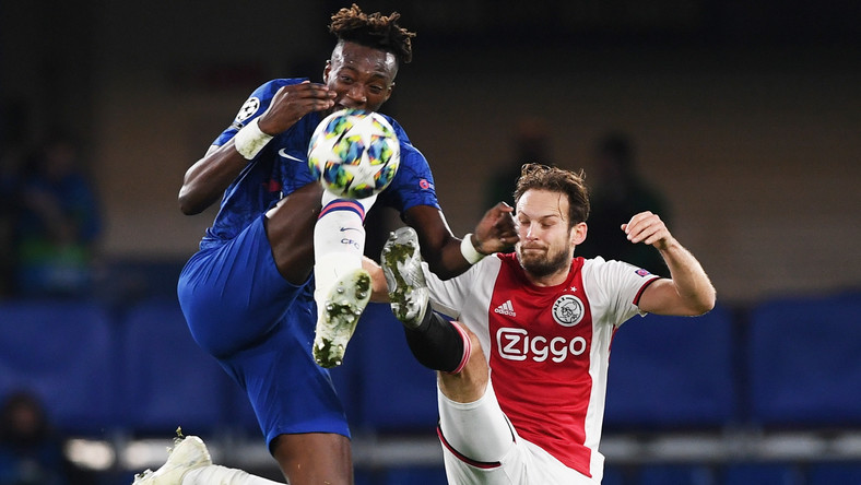 Tammy Abraham i Daley Blind