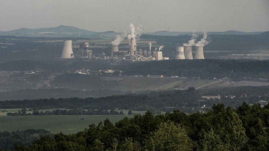 Kopalnia i elektrownia w Turowie