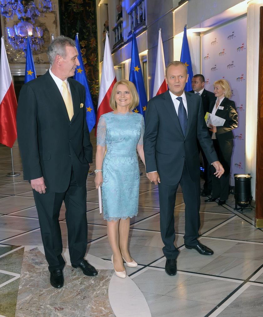 Szafa Małgorzaty Tusk. Będzie wstyd w Brukseli?