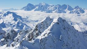 Spór o przesunięcie granicy włosko-francuskiej na Mont Blanc