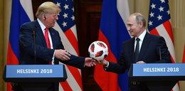 Służby zbadają piłkę od Putina. Miała podsłuch?