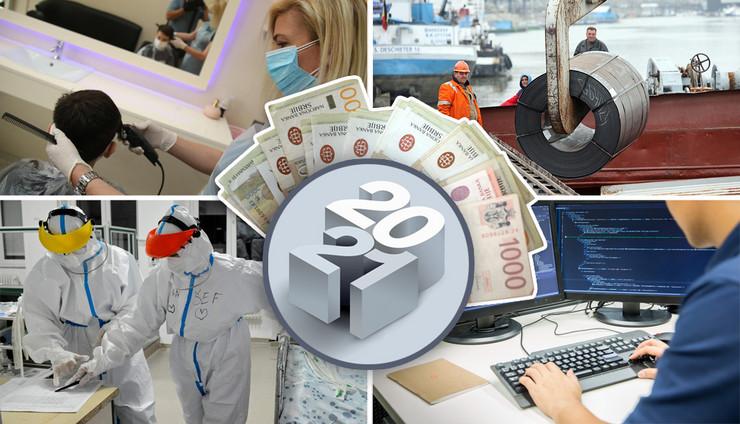 2021 ekonomija foto Nenad Pavlovic, Sinisa Pasalic, Nebojsa Raus ,Shutterstock