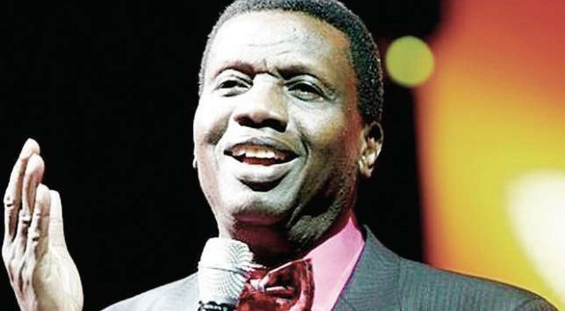 Pastor Adeboye backs #ENDSARS protest