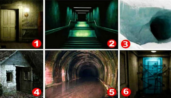 Izaberite tunel